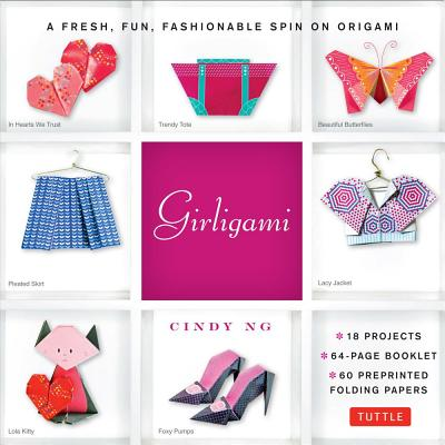 Girligami Kit By Ng, Cindy